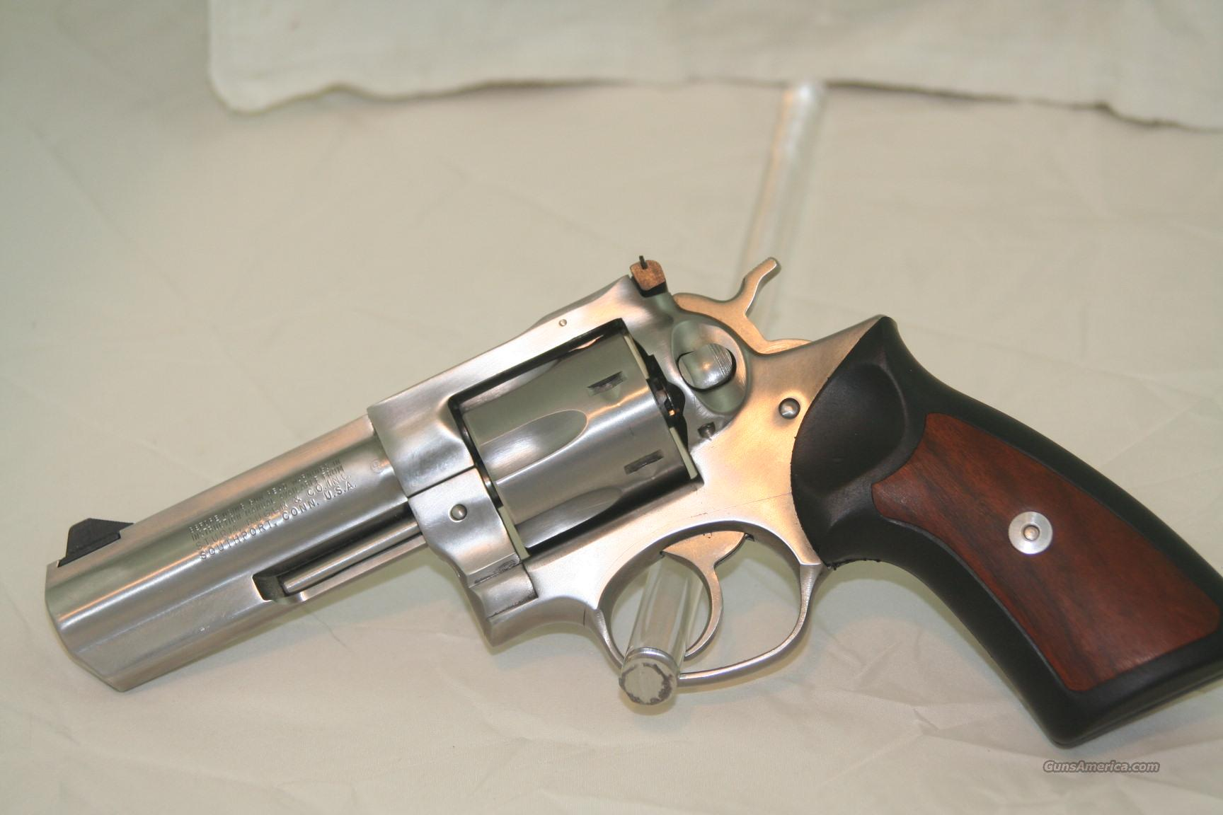 Ruger GP-100  Guns > Pistols > Ruger Double Action Revolver > Redhawk Type