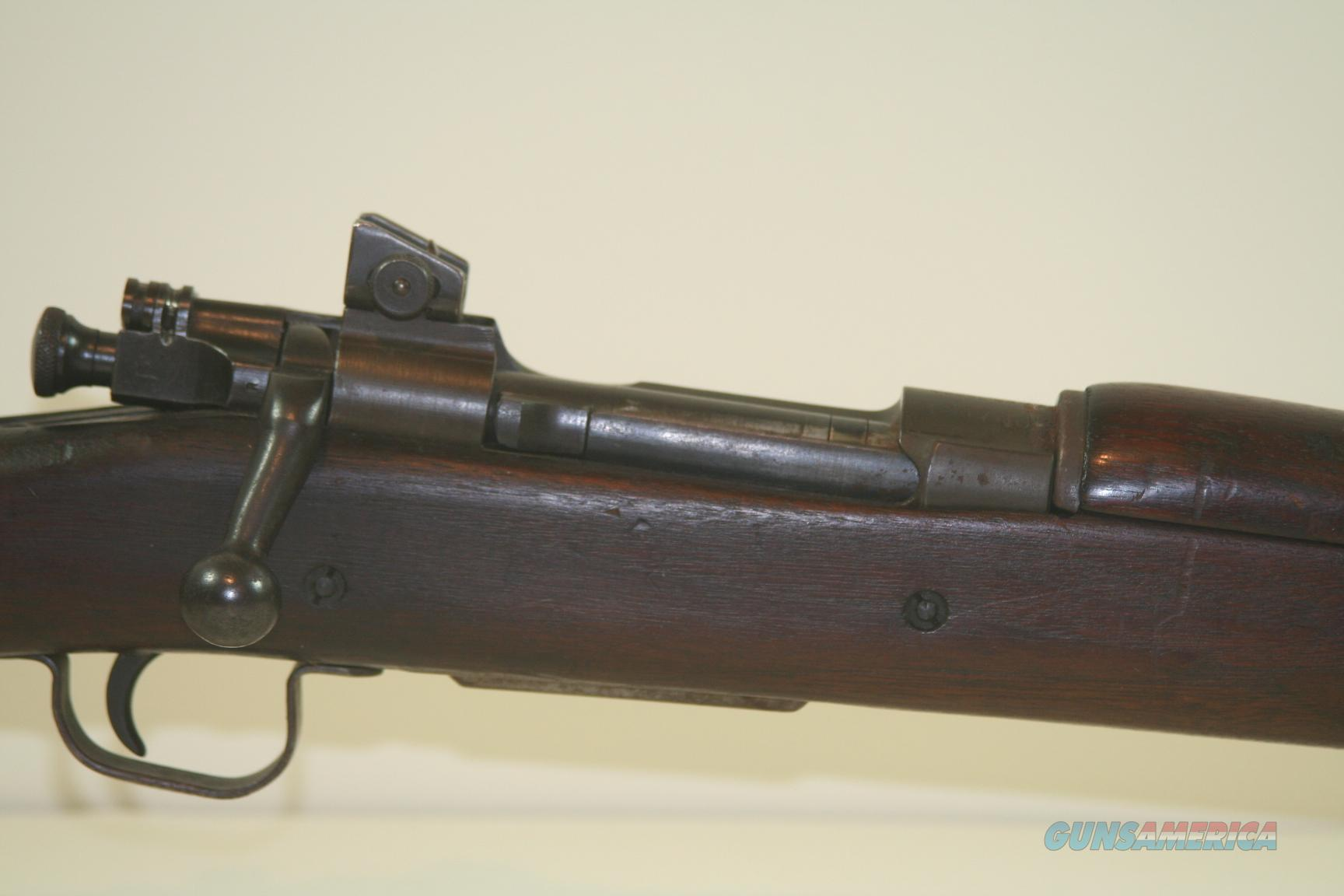 Remington 03A3, 30-06, Barrel marked R-A 7-43  Guns > Rifles > Military Misc. Rifles US > 1903 Springfield/Variants