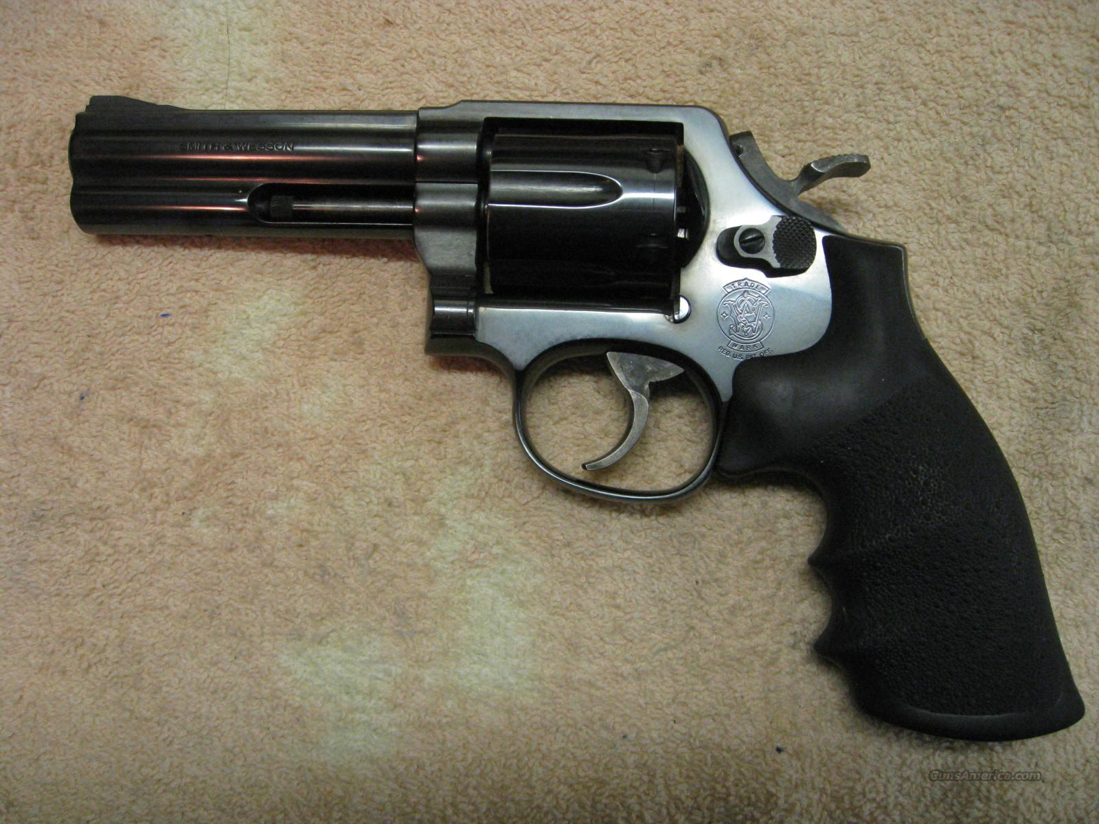 Smith & Wesson Model 581  Guns > Pistols > Smith & Wesson Revolvers > Full Frame Revolver