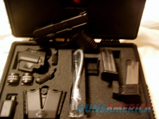 SPRINGFIELD  XDM 9389 CB HC 9MM HI CAP COMPACT  Guns > Pistols > Springfield Armory Pistols > XD-M