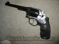 S&W 1905 4Th Change 6 Inch 38 Special  Smith & Wesson Revolvers > Model 10