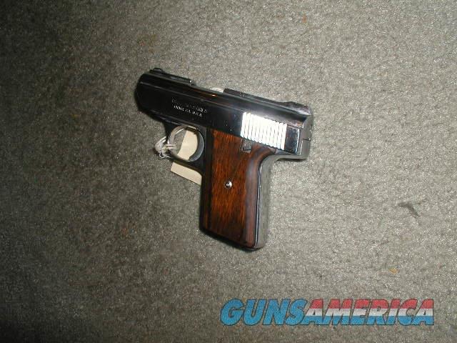 NICKEL DAVIS  P-32 32 ACP $145 U S P S M O DELIVERED  Guns > Pistols > Davis Pistols/Derringers > Pistols
