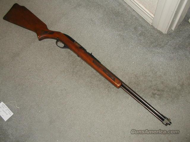 MARLIN MODEL 60 22 Inch 17+1 22LR   Guns > Rifles > Marlin Rifles > Modern > Semi-auto