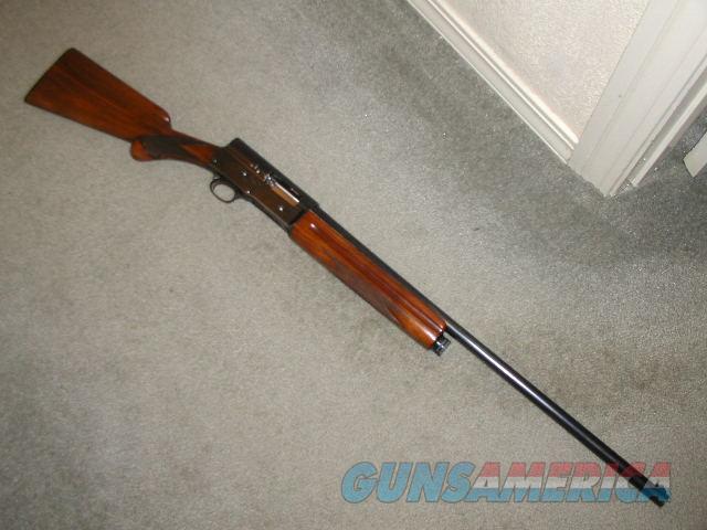 "Beligum A-5 12Ga  28"" Full    Barrel   Guns > Shotguns > Browning Shotguns > Autoloaders > Hunting"