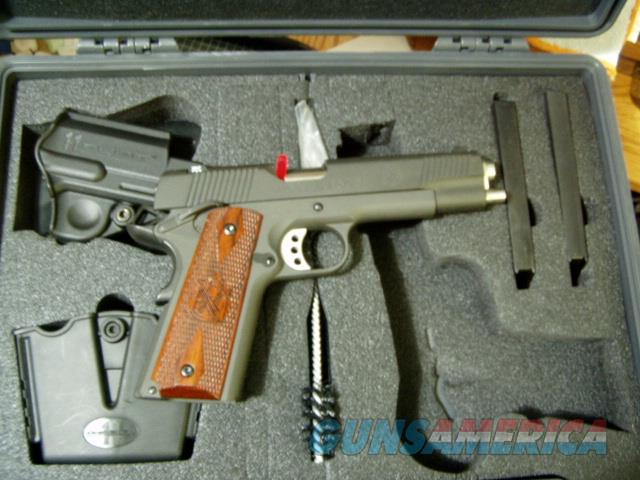Springfield1911A1 Loaded Parkerized PX9109LP    SN NM365095  Guns > Pistols > Springfield Armory Pistols > 1911 Type