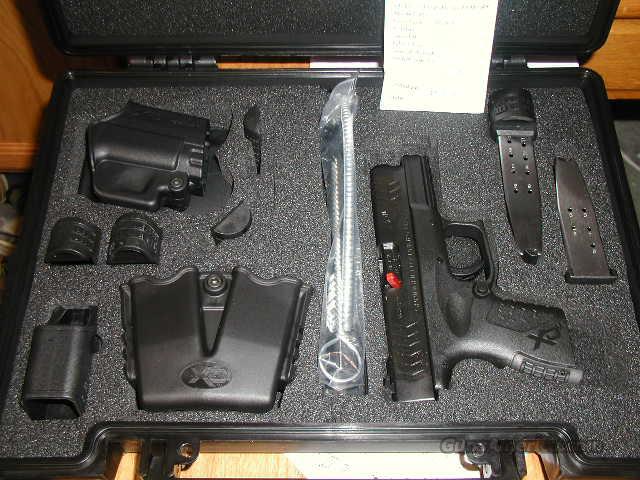 "Springfield XDM 3.8"" COMPACT 45ACP  Guns > Pistols > Springfield Armory Pistols > XD (eXtreme Duty)"