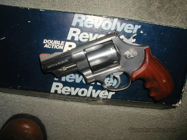 1985 1 Of 500 629-1 3 Inch Magnported  Guns > Pistols > Smith & Wesson Revolvers > Full Frame Revolver