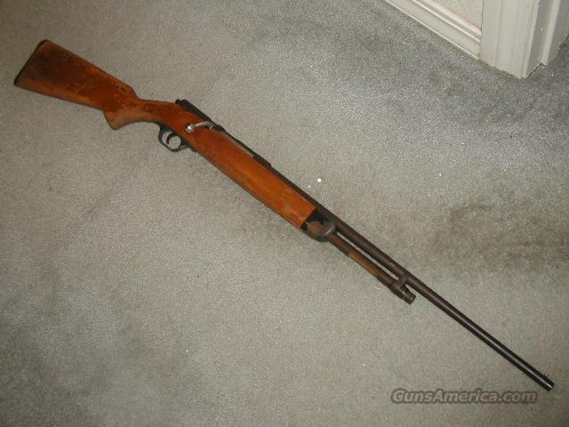STEVENS 59A 410 BOLT ACTION  Guns > Shotguns > Stevens Shotguns