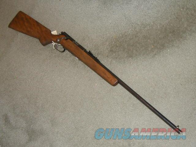 NEED MAGAZINE WARDS WESTERN FIELD 46C Clip Fed 22S,L,Lr. BOLT ACTION 24 INCH BARREL $ 139  Non-Guns > Gun Parts > Misc > Rifles