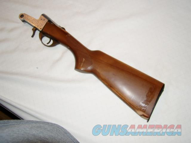 POLARMS ARMI MODEL EFFBI 12Ga RECEIVER  Some parts  Guns > Shotguns > Parts Guns - Shotguns