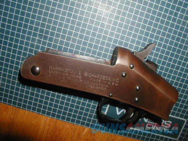 H&R 410 Model 88 RECEIVER PARTSFOR PARTS  $ 45 DELIVERED  Non-Guns > Gun Parts > Misc > Shotguns