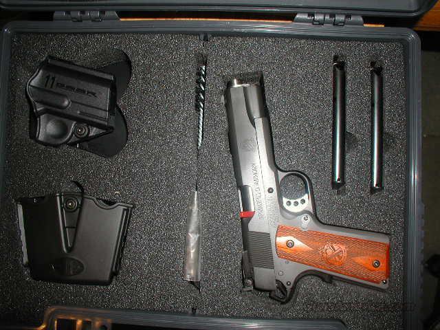 Springfield Range-Officer 45   Guns > Pistols > Springfield Armory Pistols > 1911 Type