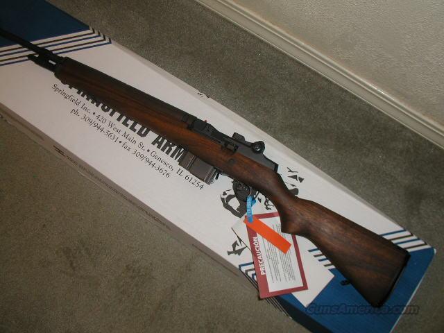 Springfield MA9222 LOADED WALNUT 308    Guns > Rifles > Springfield Armory Rifles > M1A/M14
