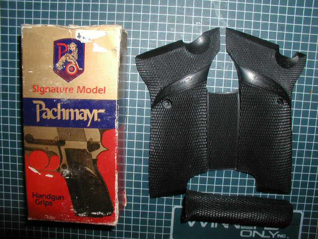 Discontinued Pachmyers S& W 52,39,639,439  Non-Guns > Gunstocks, Grips & Wood