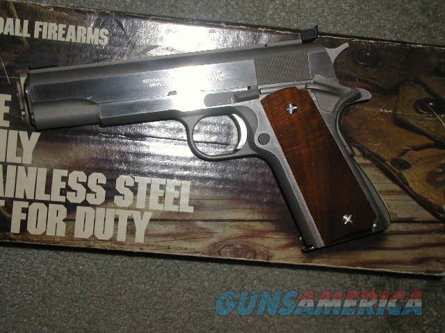 ***TRADES  CONSIDERED *****UNFIRED NIB RANDAL A131 45 ACP  1 of 2083 MADE 3 Magazine  Box & All PAPERS  Guns > Pistols > Randall Pistols