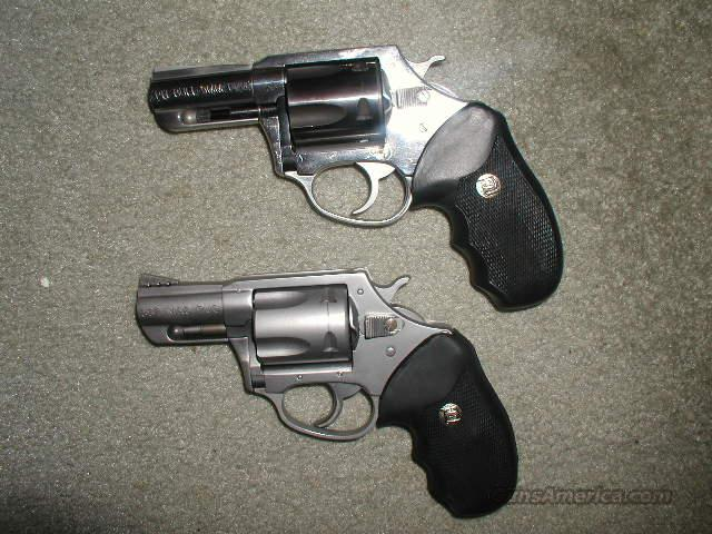1 OF CHARTER  357 MAGNUM REVOLVERS  Guns > Pistols > Charter Arms Revolvers