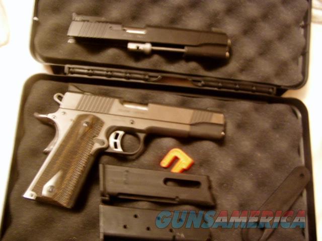 ECLIPSE CUSTOM II  45 ACP NS(DIM)  WITH KIMBER TARGET 22LR CONVERSION  Guns > Pistols > Custom Pistols > 1911 Family