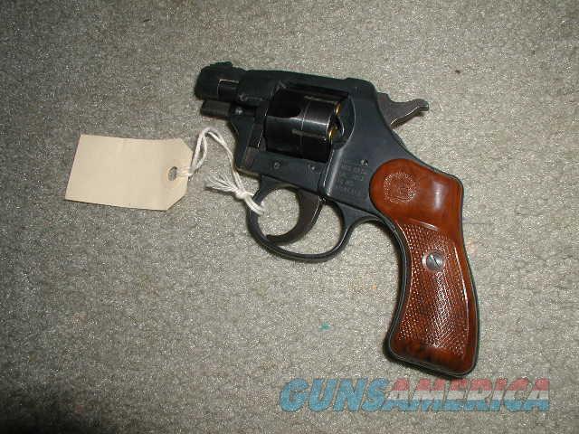 ROHM RG 23 6 SHOT 22 BLUE SNUB $ 155 DELIVERED  Guns > Pistols > Parts Guns - Pistols