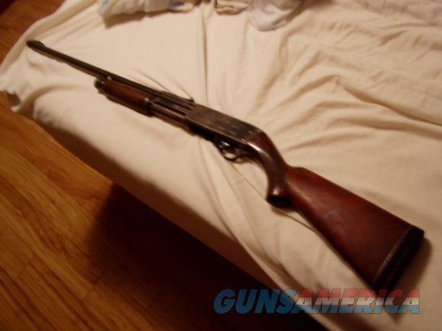 ITHACA 37 12 GA DEERSLAYER 1947 SN 138572 26 INCH C&R SLAM FIRE   Guns > Shotguns > Ithaca Shotguns > Pump