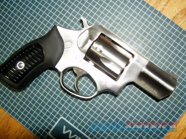 LIGHTY USED RUGER SP101 STAINLESS 2.25 INCH 5 SHOT 357 MAGNUM NO BOX   Guns > Pistols > Ruger Double Action Revolver > SP101 Type