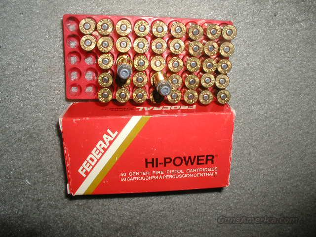 Federal 200 gr  semi wad cutter hollow point ammo  Non-Guns > Ammunition