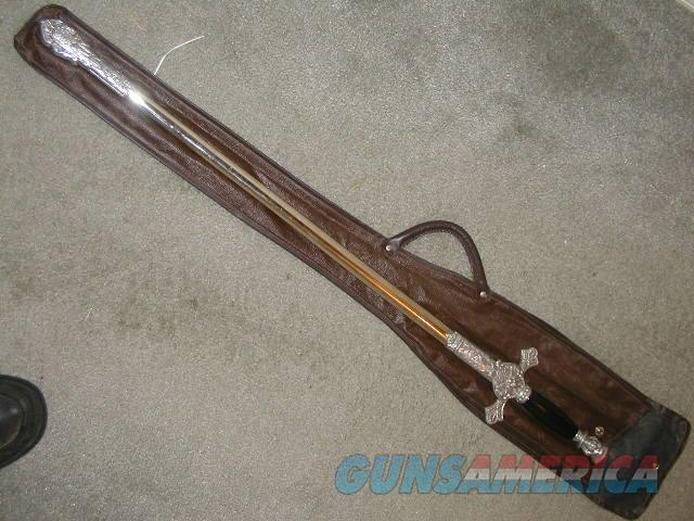 KNIGHTS OF COULMBUS DRESS SWORD  Non-Guns > Knives/Swords > Swords > Hand Made