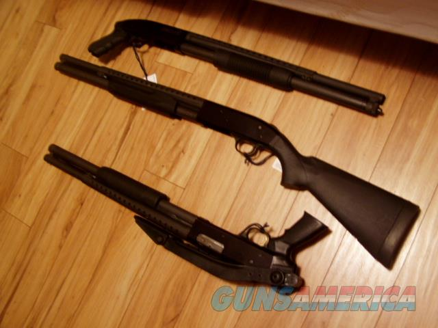 CONVERED TACTICAL MOSSBER   12 GAUGE  20 IN IC HEAT SHIELD  Guns > Shotguns > Mossberg Shotguns > Pump > Tactical