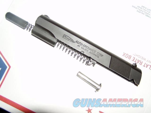 AUTO ORDANCE   GOVERNMENT  45 UPPER   Non-Guns > Gun Parts > 1911
