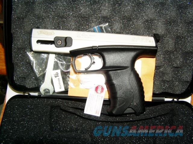 Walther SP22- M1, 22LR semi auto pistol  Guns > Pistols > Walther Pistols > Post WWII > P22