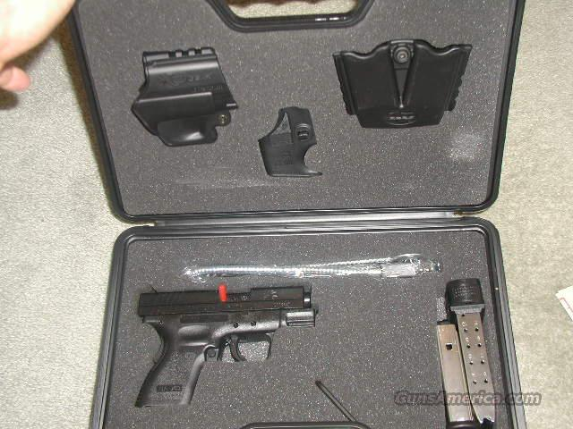 Springfield XD 40 S&W Sub-Compact 3Inch   Guns > Pistols > Springfield Armory Pistols > XD (eXtreme Duty)