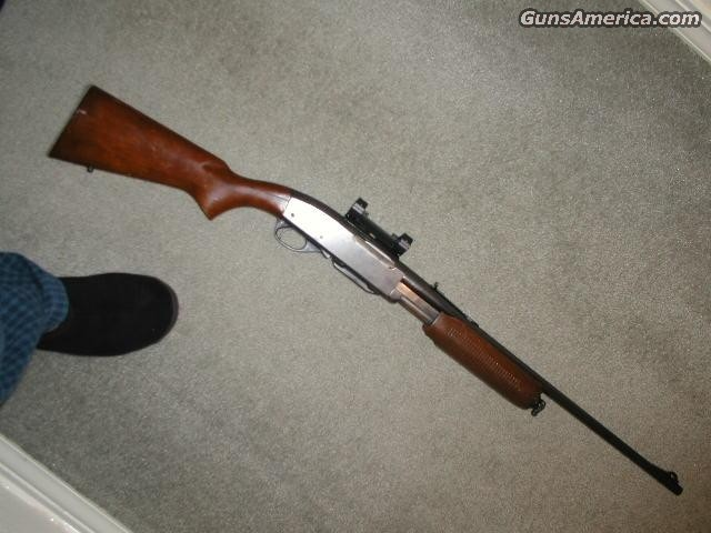 "OLD 760 Pump 30-06 22"" $299  Guns > Rifles > Remington Rifles - Modern"