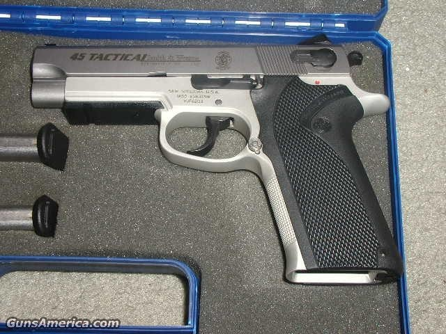 TRADE 4563 TSW  NIB $ 649  Guns > Pistols > Smith & Wesson Pistols - Autos