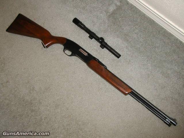 M-275  22 Magnum PUMP  AS NEW  Guns > Rifles > Winchester Rifles - Modern Pump
