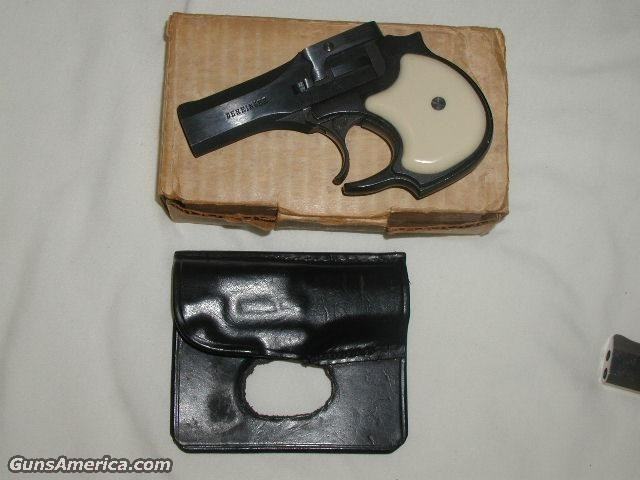 BlueMag Derringer NIB Holster