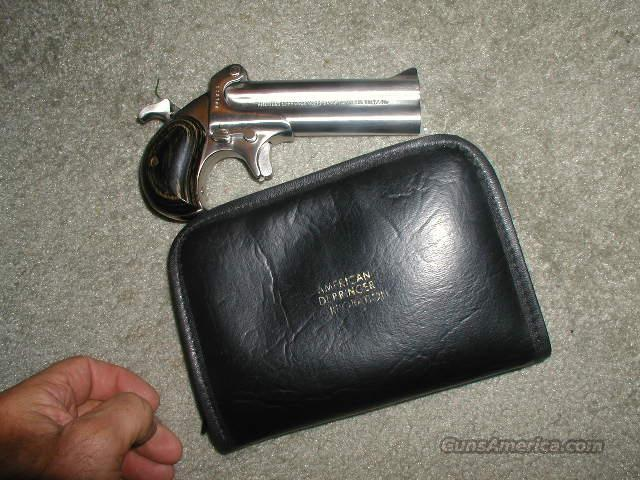 American Derringer M 4 Stainless 45lc 410 3inc For Sale