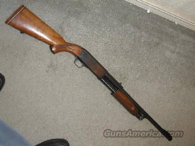 TRADE ITHACA Deerslayer 12x20  Guns > Shotguns > Ithaca Shotguns > Pump