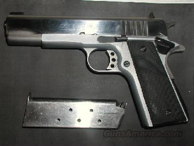 1911A1 SS GOVN  Guns > Pistols > 1911 Pistol Copies (non-Colt)