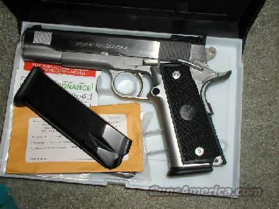 TX1445SR LDA SS  Guns > Pistols > Para Ordnance Pistols