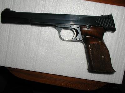 """M-41 7"""" A779545 D&T  Guns > Pistols > Smith & Wesson Pistols - Autos > Steel Frame"""