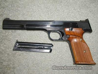 "M-41 7""A139904 CI   Guns > Pistols > Smith & Wesson Pistols - Autos > Steel Frame"