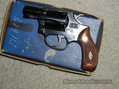 M-36 BLUE SN  171687  Guns > Pistols > Smith & Wesson Revolvers > Full Frame Revolver