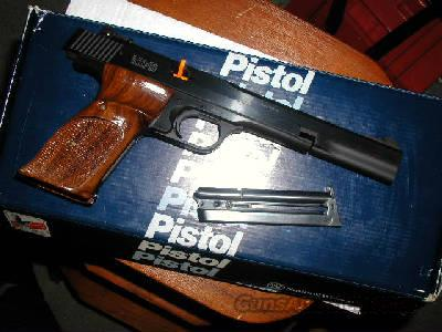 M-41 7 Inch NIB  UAD8250  Guns > Pistols > Smith & Wesson Pistols - Autos > Steel Frame