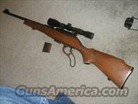MARLIN 62 30 Cal  Short Lever Throw   Guns > Rifles > Marlin Rifles > Modern > Semi-auto