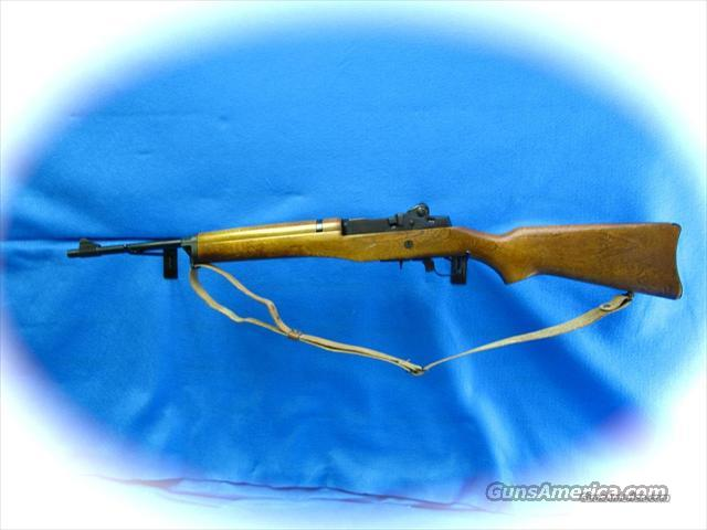 $ 599 RUGER  BLUE Mini-14 200YR MADE 1976  Guns > Rifles > Ruger Rifles > Mini-14 Type