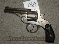THAMES Arms  TB 5 Shot 38S&W 3.25 In   Guns > Pistols > Iver Johnson Pistols
