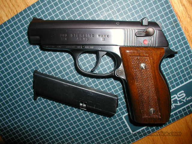 ***MUST CALL***STERLING 400 MKII Double Action 380 acp  Guns > Pistols > S Misc Pistols