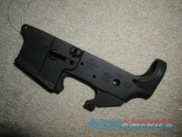 BUSHMASTER NEW  STRIPPED LOWER  Non-Guns > Gun Parts > Military - American