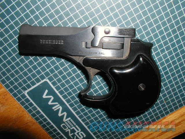 HIGH STANDARD 9194 22MAGNUM Derringer  Guns > Pistols > High Standard Pistols