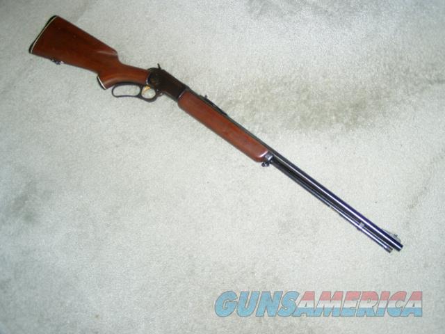 C&R MARLIN 39A 22S.L.LR  SERIALNUMBER W 4051 DOM 1963  Guns > Rifles > Marlin Rifles > Modern > Lever Action