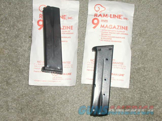 NEW RAMLINE +2 TAURUS 92 92F 15+2=17* $ ONLY 1 $25 DELIVERED  Non-Guns > Magazines & Clips > Pistol Magazines > Other